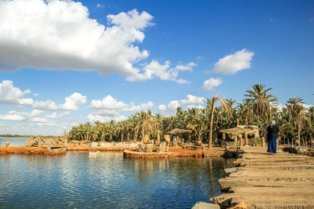Cairo, Alexandria and Siwa Oasis Tour