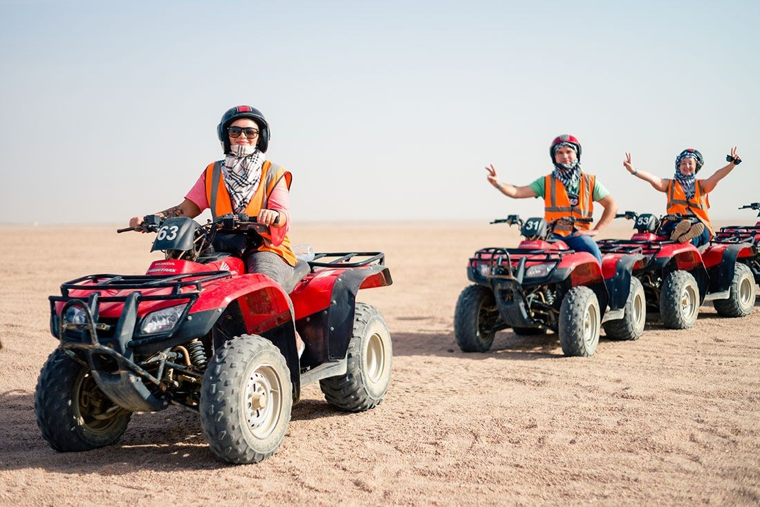 Quad bike Tour, Cairo Adventure Day Tour