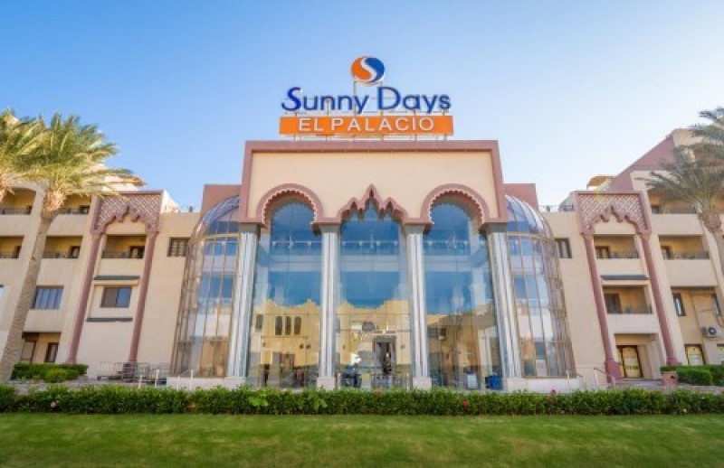 Sunny Days El Palacio Resort & Spa Hurghada 4****.