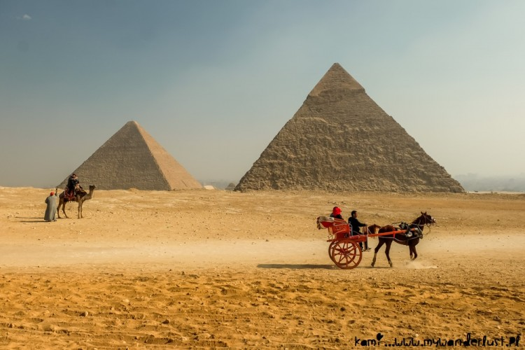 Cairo & the Pyramids from Sokhna