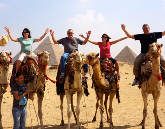 Safari sand board & Pyramids adventure