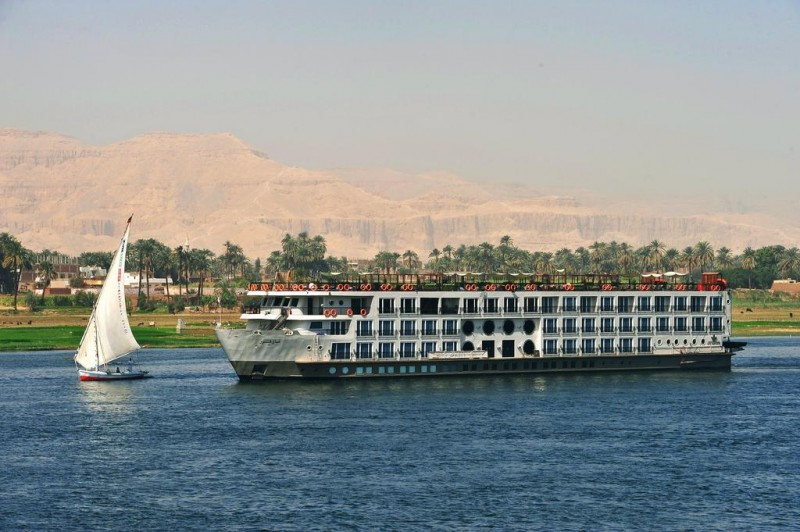 M.S. Mayfair Nile Cruise