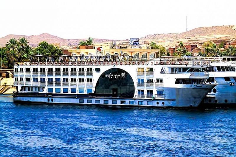 Farah Nile Cruise Tours