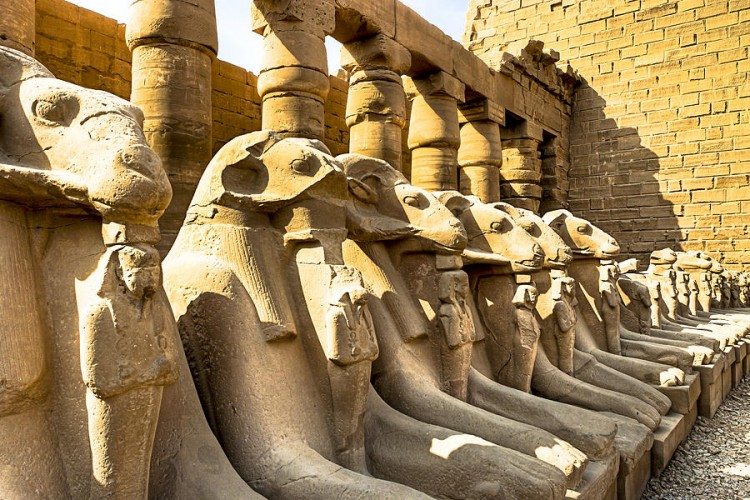 Luxury 8 Days / 7 Night Nile Cruise Itinerary from Luxor