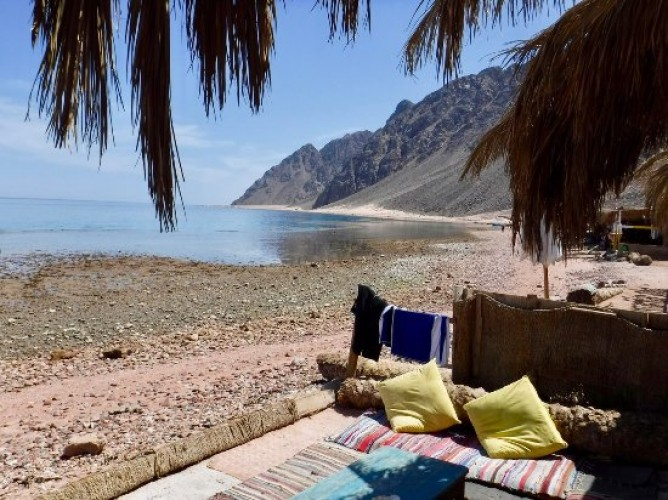 ST. CATHERINE MONASTERY AND DAHAB