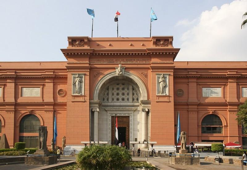 EGYPTIAN MUSEUM, OLD CAIRO & BAZAAR