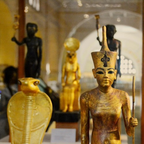 EGYPTIAN MUSEUM, OLD CAIRO & BAZAAR