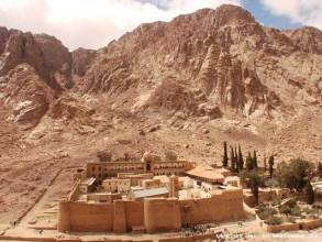 Saint Catherine Monastery & Mount Sinai
