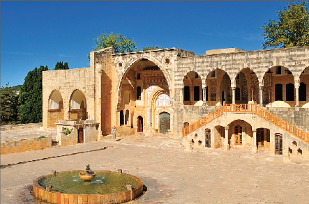 6 days / 5 nights Package Tour in Lebanon