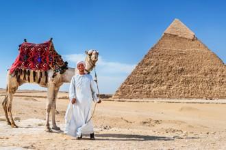 Pyramids Tour & the Sphinx
