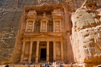 Amman  City  tour  &  Petra
