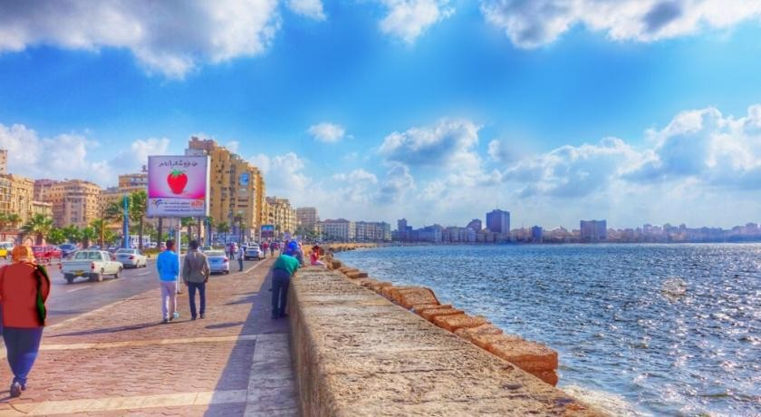 FAMILY TOUR DAY TO ALEXANDRIA