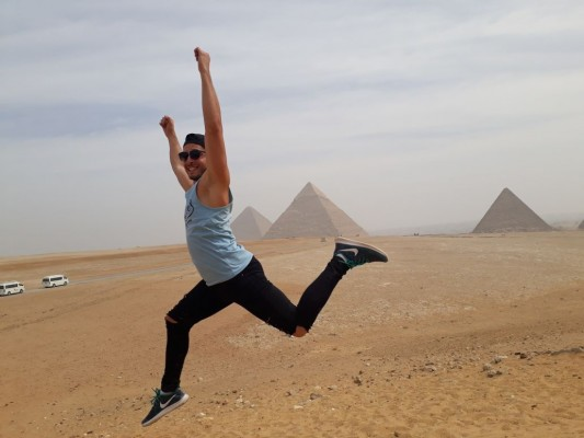 Photo session tour for 4 hrs in the pyramids