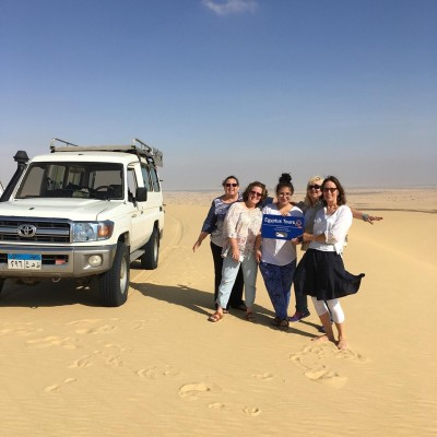 1 Night Camp in the Desert Wadi Hittan