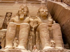 Abu Simbel By Flight