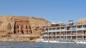 12 Day Nile cruise & lake Nasser Luxury Tour