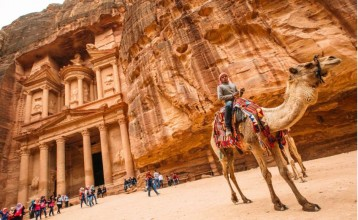 10 Days Luxury Egypt & Jordan