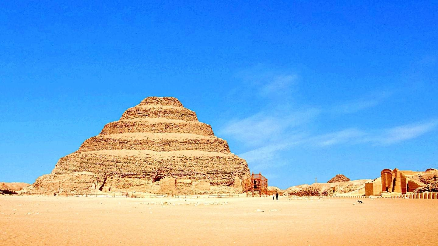 FAMILY TOUR DAY TO THE PYRAMIDS AND SAQQARA